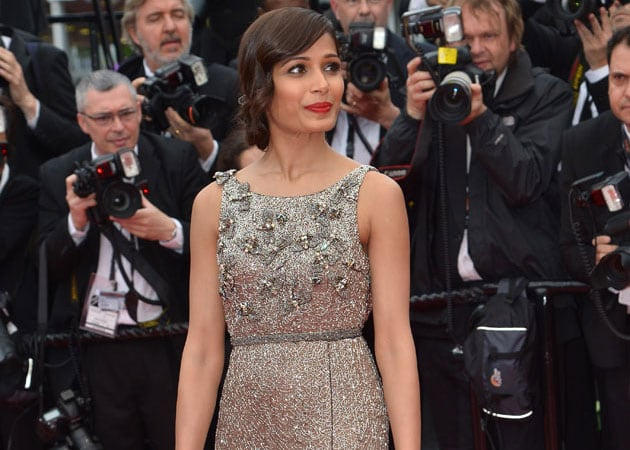 Freida Pinto: Cannes red carpet most organised