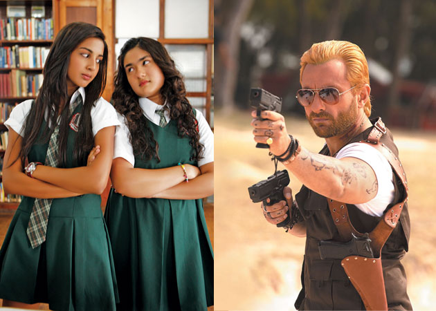 Today's big releases: Go Goa Gone and Gippi