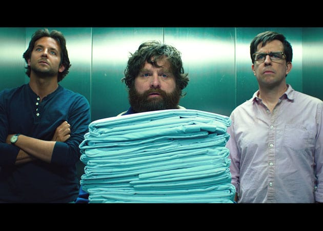 The Hangover Part III revisits Las Vegas