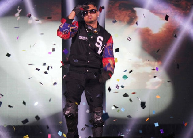 Honey Singh to debut on big screen with Zaalim Dilli