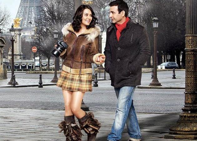 Preity Zinta stood by me, says Ishkq in Paris director