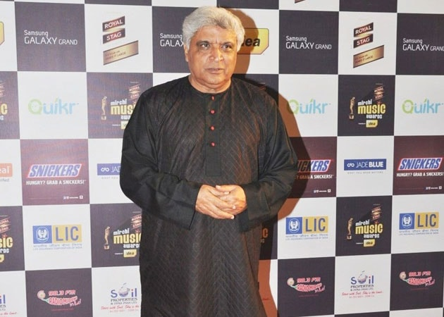Javed Akhtar: Movies today are made for a certain class