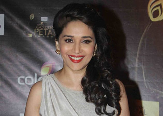 Madhuri Dixit: I am working in Bollywood as per my plan