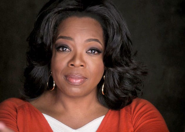 Oprah Winfrey receives honorary doctorate from Harvard University
