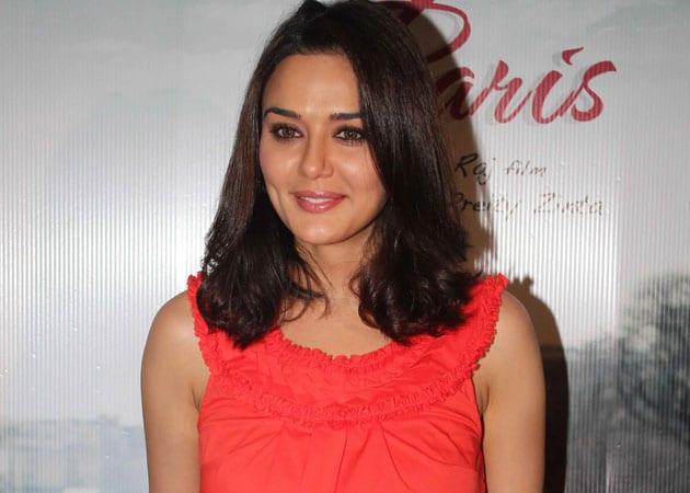 Preity Zinta: Film production a thankless job