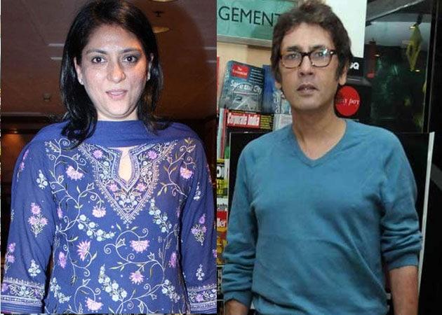 Priya Dutt, Kumar Gaurav wish Policegiri success