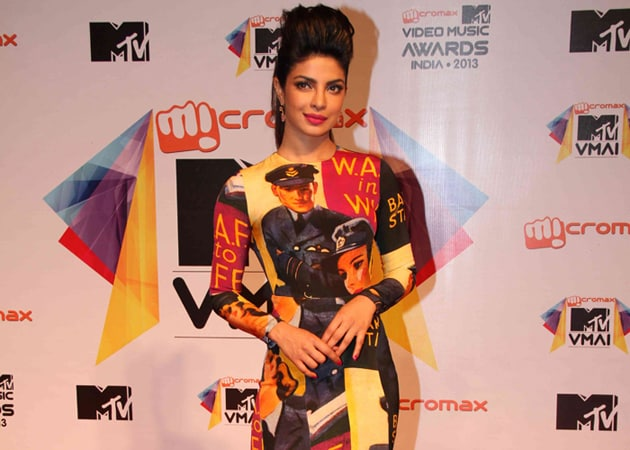 Priyanka Chopra building muscles to play Mary Kom