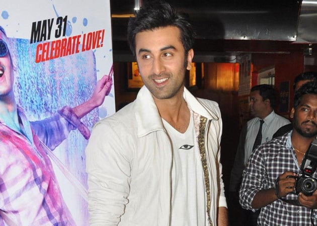 Ranbir Kapoor stays away from social-networking sites