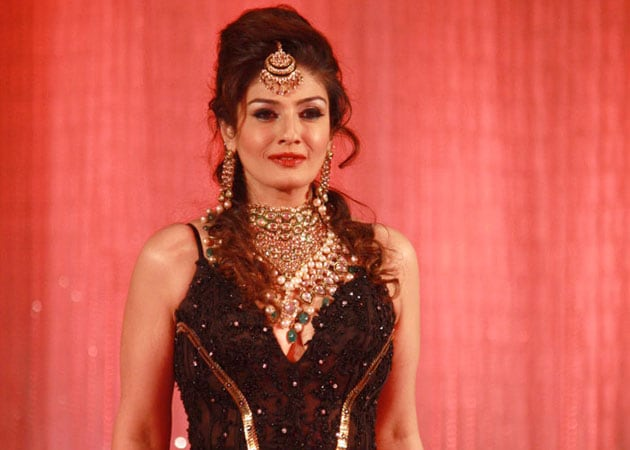 Raveena Tandon loves being a  busy bee
