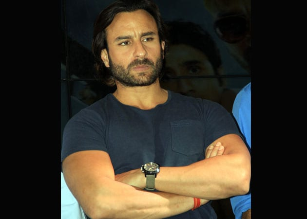 Saif Ali Khan: Indian cinema should rival Hollywood