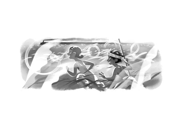 Google celebrates Satyajit Ray with Pather Panchali Doodle