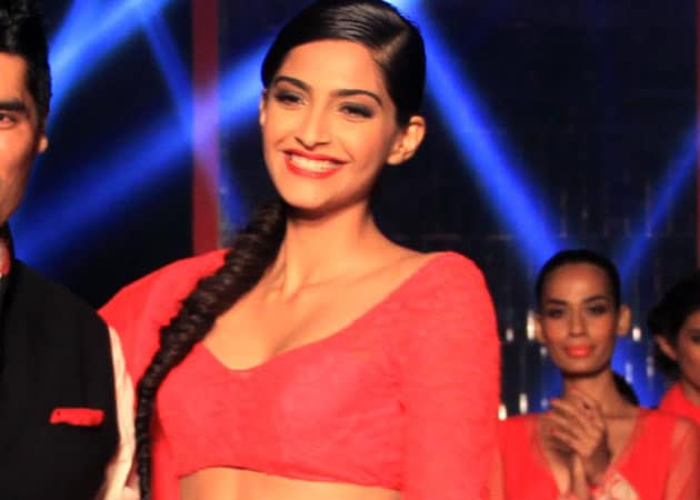 Sonam Kapoor: Indian cinema brings emotional content to world