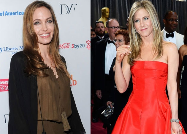 When Angelina Jolie made Jennifer Aniston cry