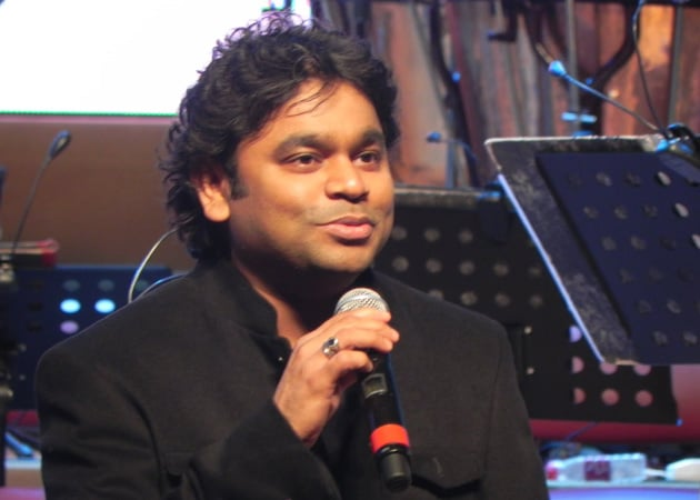 AR Rahman pays tribute to singers through coffee table book