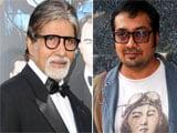 Amitabh Bachchan: Anurag Kashyap is a task master