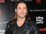 Brad Pitt spends quality time with daughters in Moscow