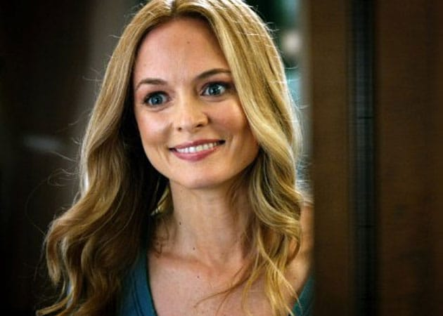 Heather Graham, ray of light in The Hangover Part III, says director