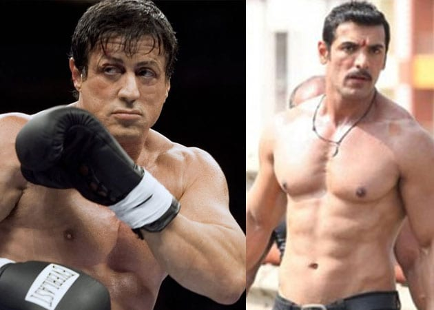 Sylvester Stallone: John is built better than I ever was