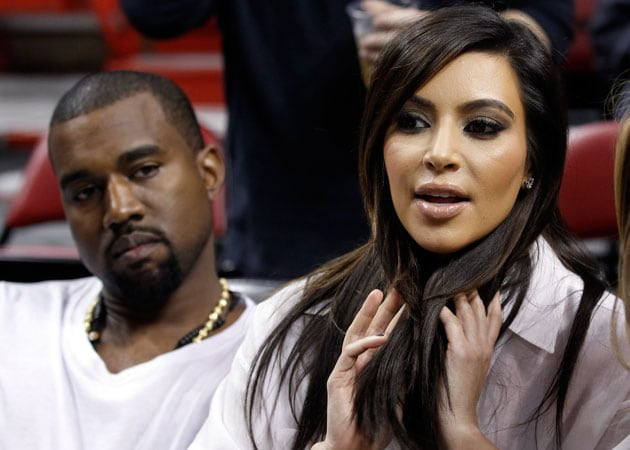 Kim Kardashian upset that Kanye West partied without her?