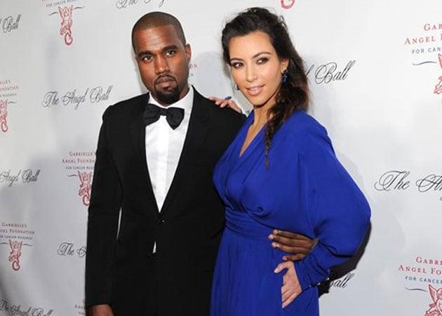 Kim Kardashian's delivery left Kanye West nervous
