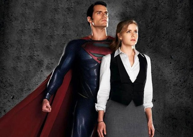 Amy Adams: Would love to do Man of Steel sequel