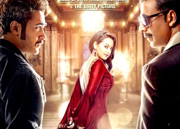 Sonakshi Sinha has a new name in Once Upon A Time In Mumbaai Again