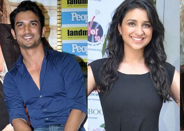 Parineeti Chopra, Sushant Singh Rajput to star in Yash Raj's Shuddh Desi Romance