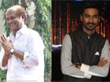Dhanush: I don't like being compared with Rajinikanth