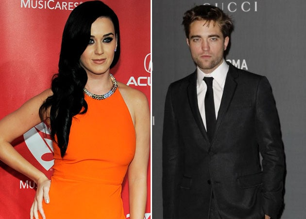 Katy Perry's friends want her to date Robert Pattinson
