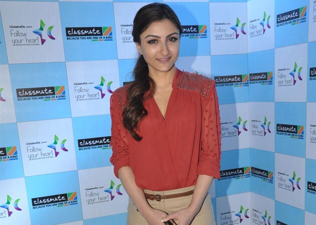 Soha Ali Khan: Learning a lot about comedy
