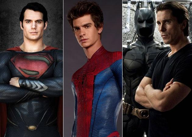 The Empire Strikes Back: British raj over American superheroes