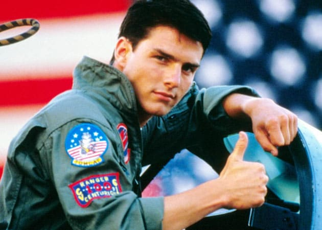 Tom Cruise excited about Top Gun 2