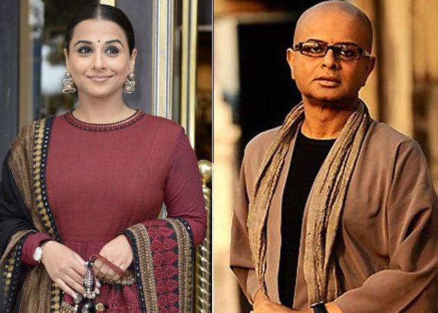 Vidya Balan: Regret not working with Rituparno Ghosh