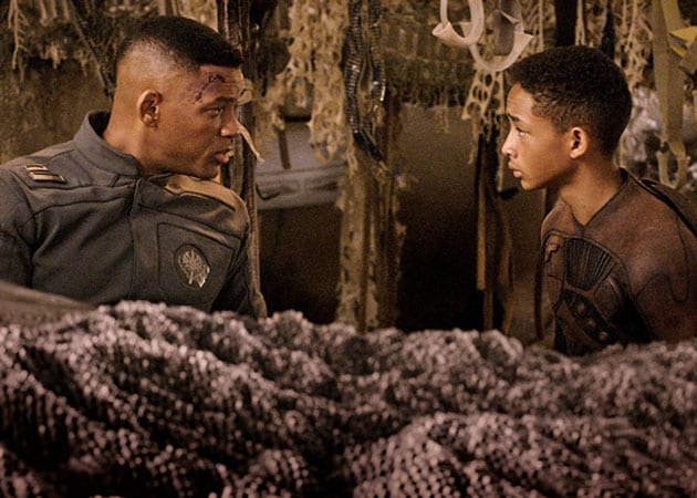 M Night Shyamalan: Will Smith, Jaden Smith professional, fun family