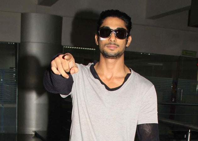 Prateik Babbar: Don't want work because of my surname