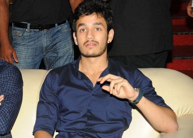 Nagarjuna's younger son still preparing for debut