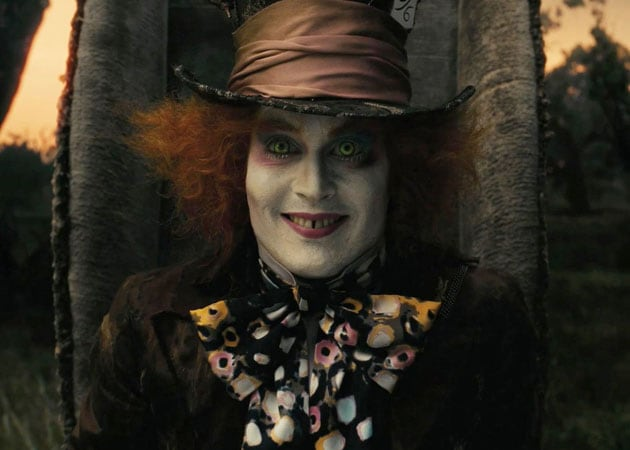 Johnny Depp to return as Mad Hatter in Alice In Wonderland 2