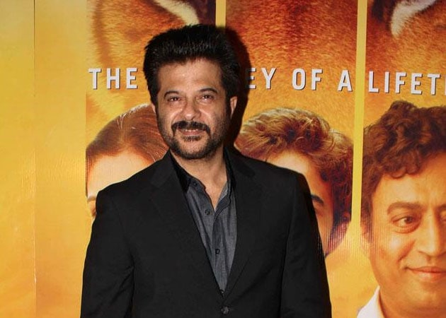 Anil Kapoor finds fun in work