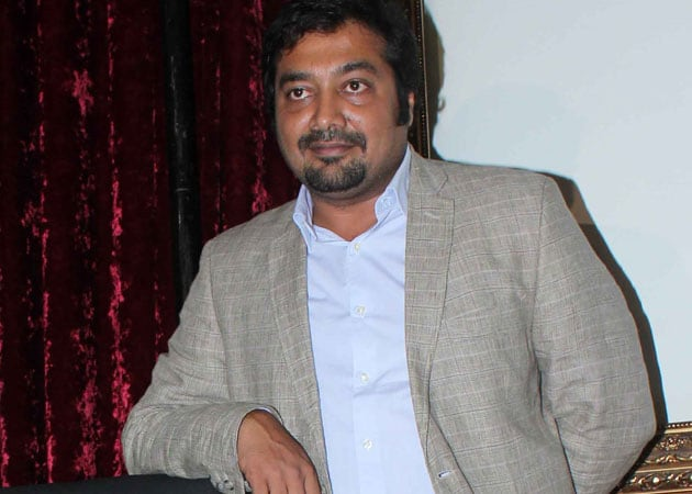 Anurag Kashyap took me out of grave, says struggling actor