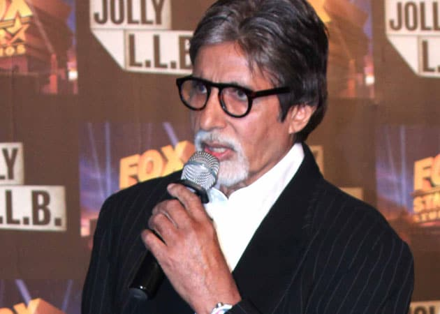Amitabh Bachchan crowned greatest Bollywood star in UK poll