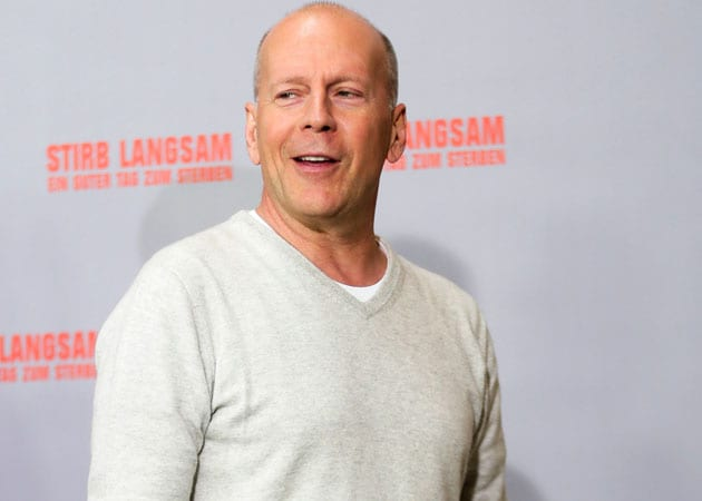 Bruce Willis' wife does not mind his on screen kisses
