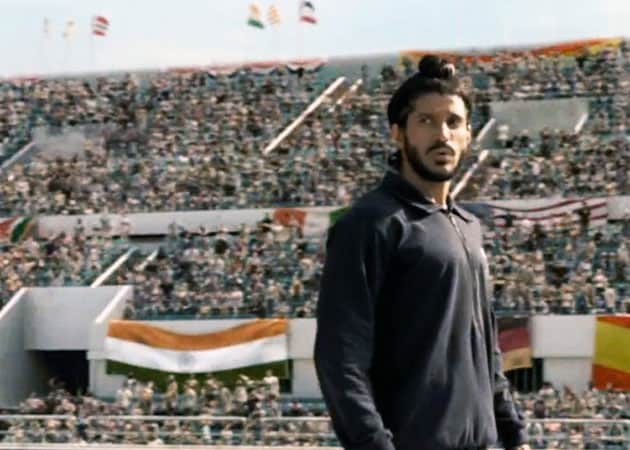Bhaag Milkha Bhaag races ahead of new releases