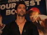 Series of stunts gave Hrithik Roshan head injury: Neurologist