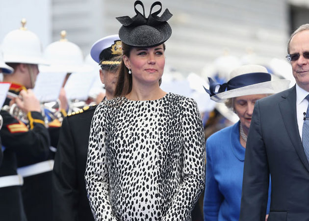 Kate Middleton: style icon, royal mommy
