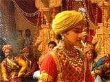 Faisal Khan shoots classical dance sequence for <i>Maharana Pratap</i>