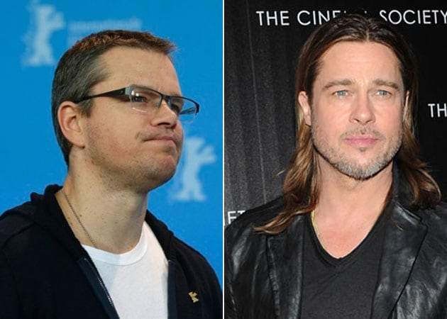 Matt Damon: Feel sad that Brad Pitt has no privacy