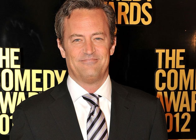 Why Friends star Matthew Perry wants to travel back in time