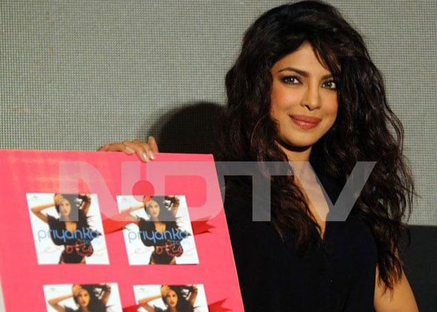 Priyanka Chopra: Hope my foreign foray paves way for Indian singers