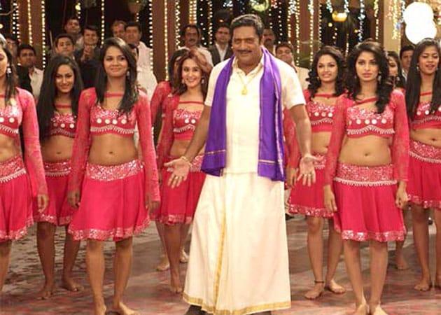 Prakash Raj wants to direct Bollywood film