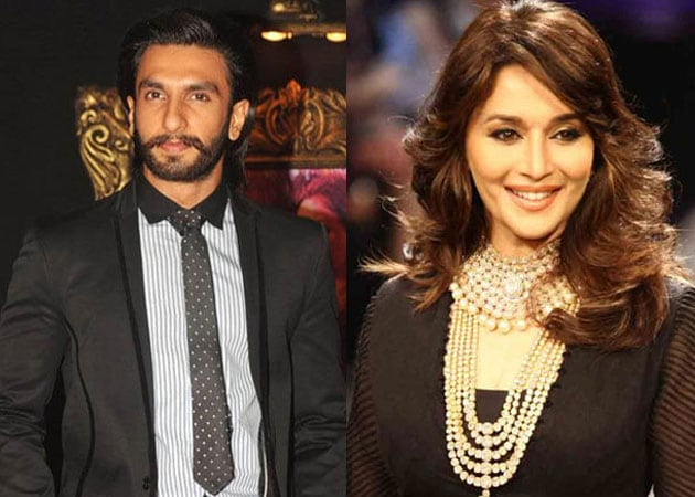 Ranveer Singh, Madhuri Dixit unlikely to perform item number in Ram Leela